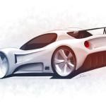 rear sketch