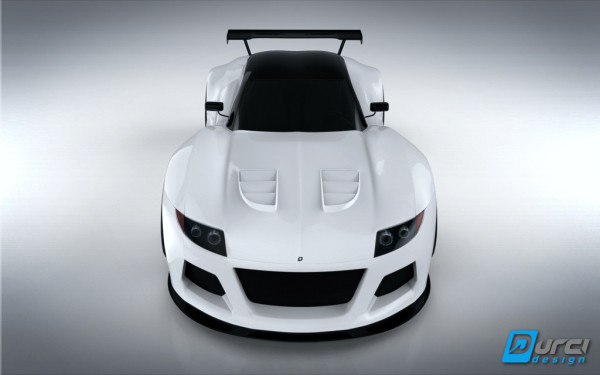 Durci Razor – GT3 concept