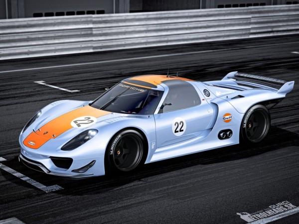 Porsche 918K