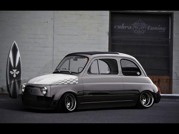 Fiat 500 – cultissimo