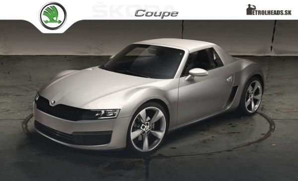 Skoda Coupe concept