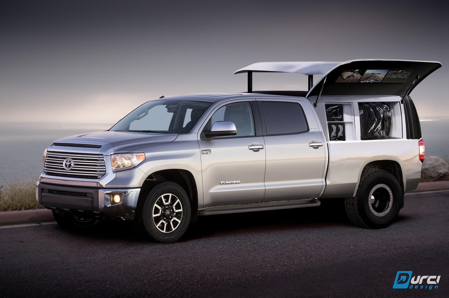 Toyota Tundra – Toyota Dream Build Challenge 2013 winner